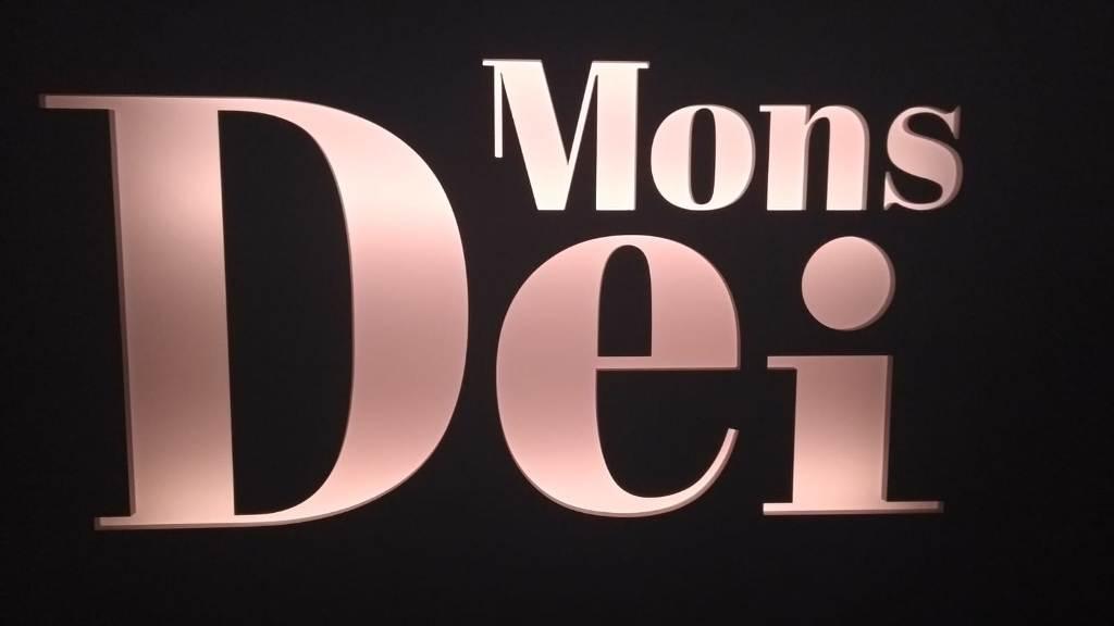 """Las edades del hombre: """"Mons Dei"""""""