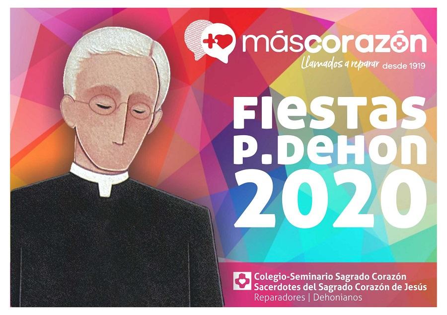 CELEBRACIÓN PADRE DEHON