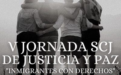 V JORNADA DE JUSTICIA Y PAZ