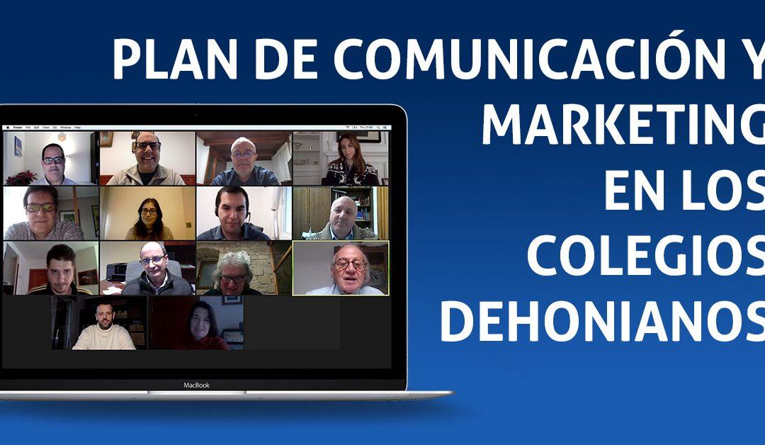 PLAN DE COMUNICACIÓN Y MARKETING DE LOS COLEGIOS DEHONIANOS