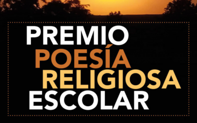 PREMIO POESÍA RELIGIOSA CATÓLICA ESCOLAR
