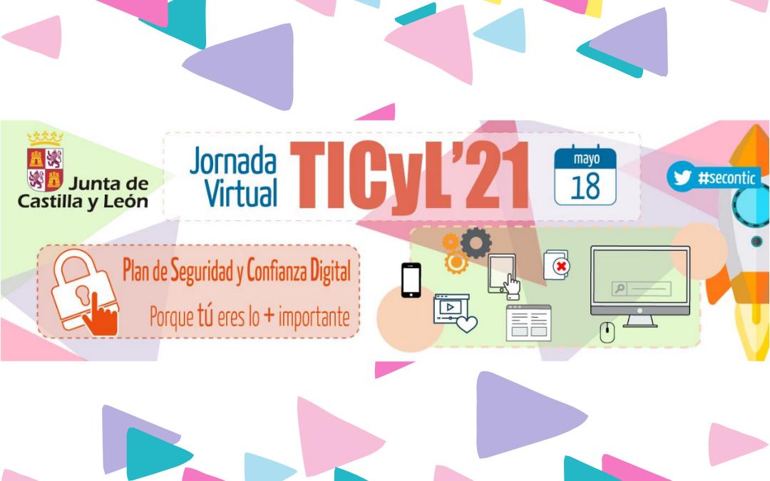 JORNADA VIRTUAL TICyL'21